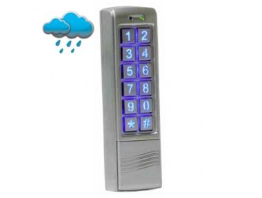 Tastiera a Codice Lettore Transponder Controllo Accessi 57300 Serie Access Opera