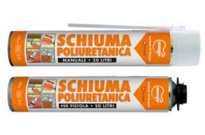 SPM Schiuma Poliuteranica Qualità Professionale Mungo