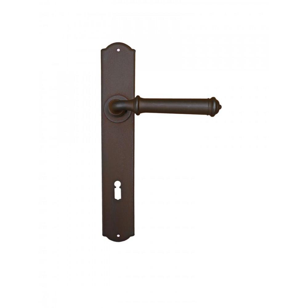 Offerte maniglia per porta su placca shop online galbusera tallin windowo - Maniglia per porta ...