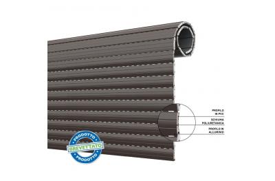 Duero 40 Tapparella Avvolgibile in Pvc e Alluminio a Isolamento Termico