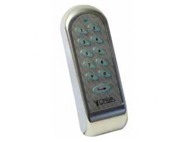 Tastiera a Codice per Controllo Accessi 55612 Serie Access Opera