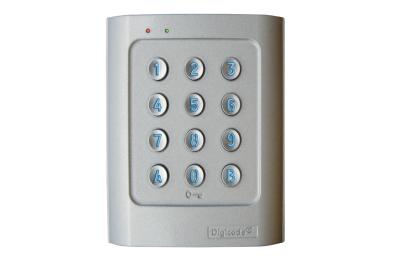 Tastiera Antivandalo Autonoma DGA Retro-Illuminata Lega di Alluminio DIGICODE 2 Relè Controllo Accessi CDVI