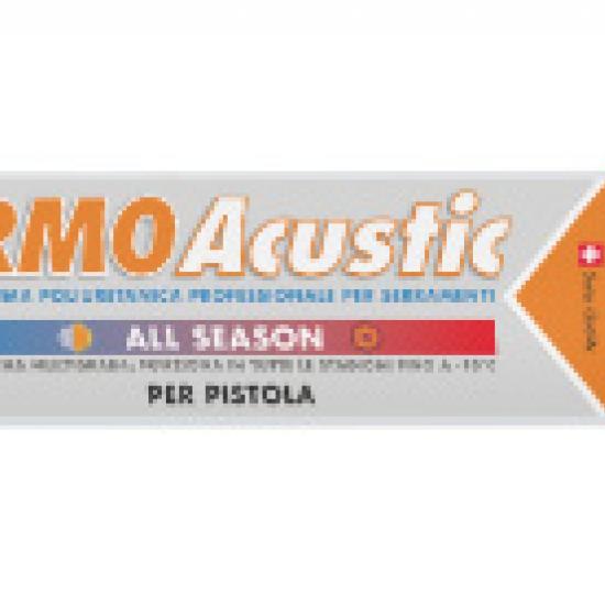 Thermoacustic All Season 750 Ml Schiuma Poliuretanica Per Serramenti M