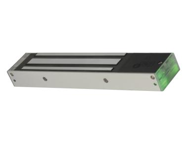 V3SR 300Kg Fermo Elettromagnetico da Applicare 12/24V DC + Reed di Stato NFS 61-937 CDVI