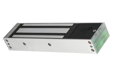 V5SR 500Kg Fermo Elettromagnetico da Applicare 12/24V DC + Reed di Stato NFS 61-937 CDVI