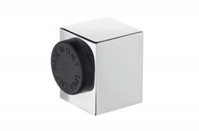 Zen 301 FE Fermaporta Linea Calì a Forma di Cubo Elegante e Minimal