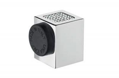 Zen Mesh 302 FE Fermaporta Linea Calì con Cristalli Swarovski® a Forma di Cubo